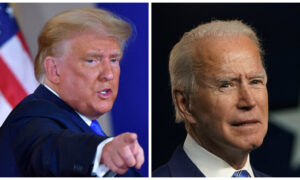 Trump Campaign: Projection of Biden as Winner Is 'False'