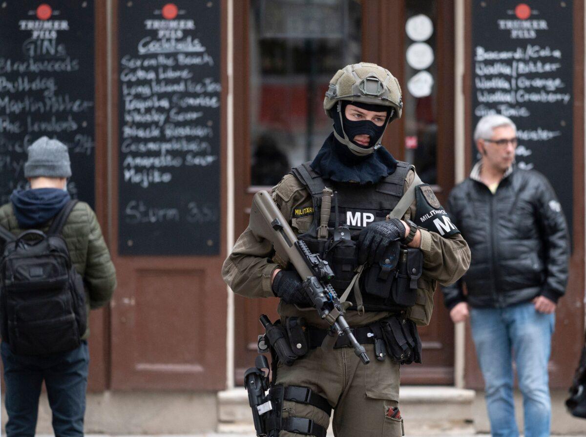 Austria terror