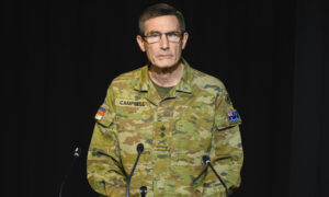 Alleged War Crimes Report Delivered to Australian Defence Chief