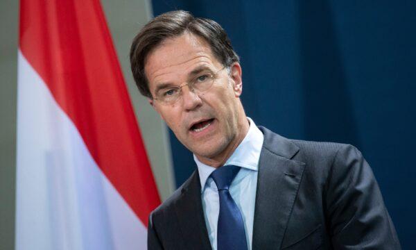 Mark Rutte - Prime Minister of the Netherlands