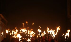 Multiple Firefighters Assaulted Across the UK on Bonfire Night