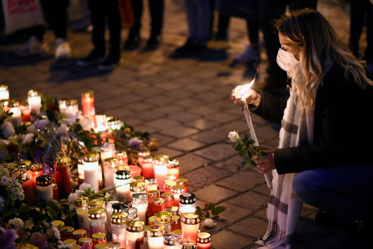 Vienna terror