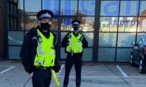Police Clamp Down on Gym Owners Defying Lockdown Rules