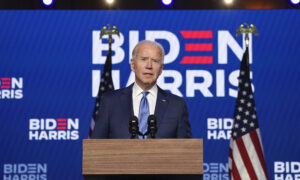 Biden Campaign Aims to Raise $30 Million to Fight Trump Lawsuits