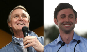 Georgia US Senate Seats Heading to Runoff Elections