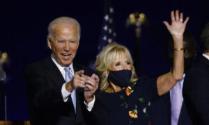 Amid Challenges by Trump, Biden Delivers First Speech After Declaring Victory