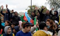 Azeri Forces Close in on Nagorno-Karabakh's Biggest City