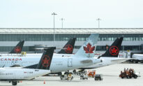 Air Canada Reports $685M Third Quarter Loss Compared With $636M Profit a Year Ago