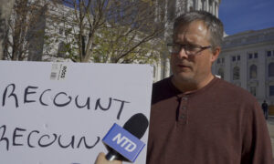 Wisconsin Voter Says Country Is 'In Grave Danger'