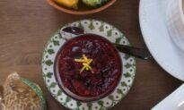 Cranberry-Orange Sauce With Port