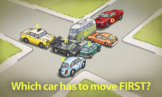 Which Car Has to Move First to Free the Traffic Jam? Can You Solve This Gridlock Brainteaser?