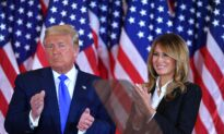 First Lady Melania Trump Calls for Counting 'Every Legal—Not Illegal—Vote'