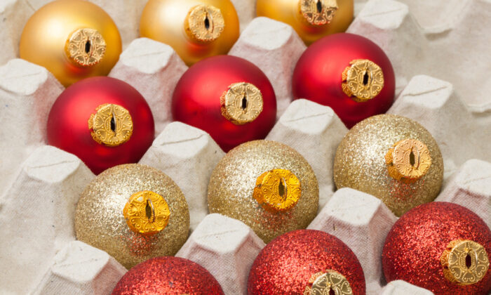 One reader's tip: Save your egg cartons for snugly storing small, breakable ornaments. (NomenOmenPhoto/Shutterstock)