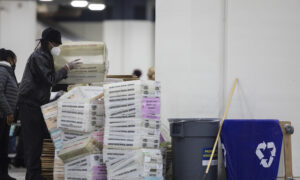Tens of Thousands of Unsealed Ballots Arrived in Michigan County, All for Democrats: Lawsuit