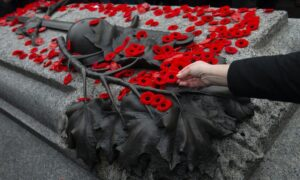 Fewer Plan on Attending Virtual or In-person Remembrance Day Ceremonies, Says Poll