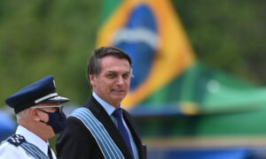 Brazil's Bolsonaro Says He's Aware of Fraud in US Presidential Election