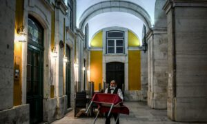 Portugal Enters State of Emergency With 70 Percent of Population Under Curfew