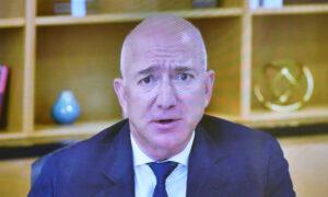 Jeff Bezos Would Owe $2 Billion a Year If Washington Passes Proposed Wealth Tax