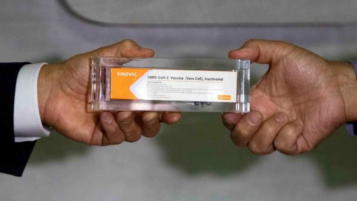 experimental COVID-19 vaccine