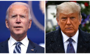 Trump: FBI, DOJ, Media Covered Up Hunter Biden Investigation to Help Joe Biden