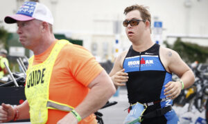 Man With Down Syndrome Finishes Ironman for First Time in History, Sets Guinness World Record