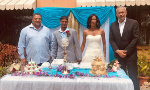 Homeless Couple Marries Amid Huge Community Support: 'Everything Came in Doubles'