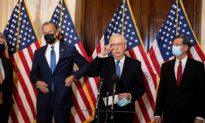 Senate Republican Leader Calls Democrats' Sweeping Election Reform Bill a Federal 'Takeover'