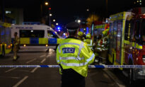 Suspected Arson and Crash at London Police Station 'Not Terror-Related'