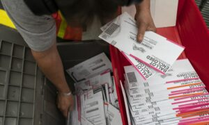 2 Charged With Voter Fraud, Allegedly Submitted 8,000 Fraudulent Registration Applications