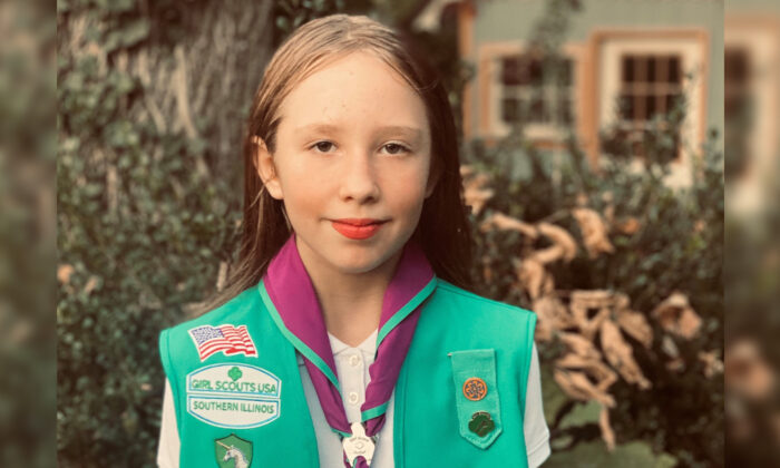Gretel Ulmer. (Courtesy of Girl Scouts of Southern Illinois)