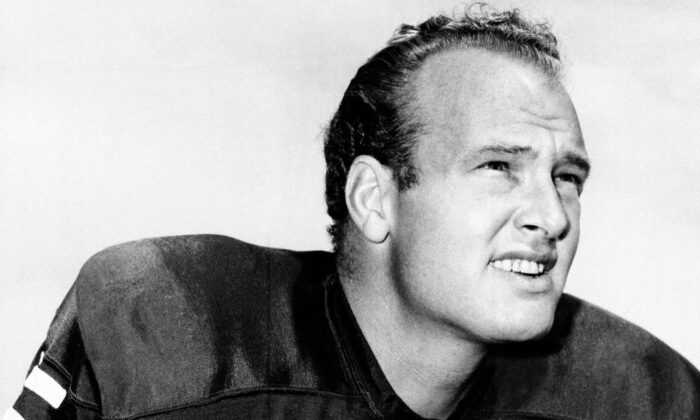 Paul Hornung of the Green Bay Packers in an undated photo. (File, AP Photo)