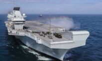 UK Carrier Strike Group to Embark on 6-month Indo-Pacific Deployment