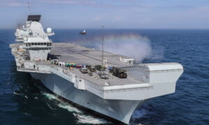 MPs Report: Indecision Leaving UK Aircraft Carriers Without Military Teeth
