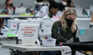 Conservative Activist on Georgia's Second Recount: The Most Important Part Is Matching Signatures