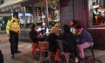Britain's Pub Sales Slumped by a Third Under October Curbs