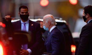 GOP Split on Biden Getting Intel Briefings