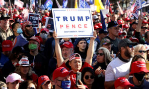 Video: Republicans Sue Pence to Overturn Election Results; House Overrides Trump Veto of 2021 Defense Act