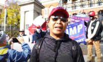 Texas Voter Joins Boston Protest for Fair Elections and Justice