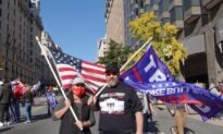 Trump Supporters Denounce Socialism at Weekend Rally in Washington DC