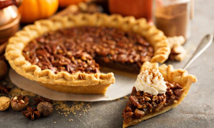 Mother's famous pecan pie was a family secret. (Elena Veselova/Shutterstock)