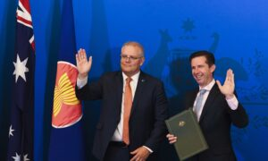 Australia to Sign World's Biggest Trade Agreement With 15 APAC Nations