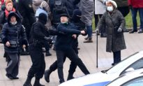 500 Reported Arrested in Belarus Protests