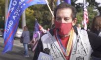 California Voter Says Voter Suppression Looks Like Communism