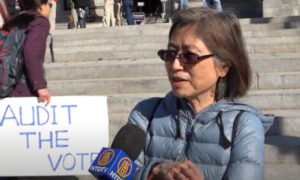 Pennsylvania Voter Compares Election Fraud to Hong Kong, China