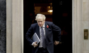 Boris Johnson Self-Isolating After COVID-19 Contact, Will Govern Remotely