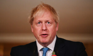Many Places Will Be in Higher Tiers After UK Lockdown: Johnson