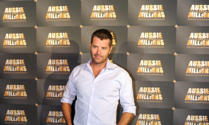 Pete Evans attends the Aussie Millions Celebrity Poker Challenge for charity at the Crown Casino on January 19, 2011 in Melbourne, Australia.  (Malcolm Fairclough/Getty Images)