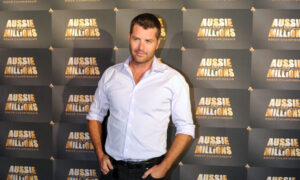 Pete Evans Axed From TV Show, Book Deals for Posting Meme with Obscure Symbol