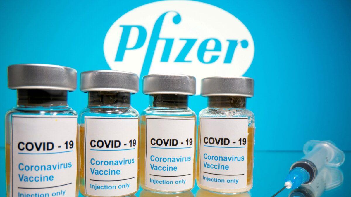 Pfizer COVID vaccine