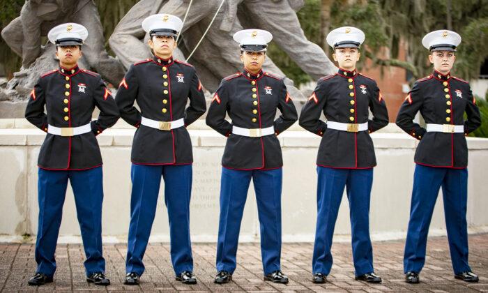 (Sgt. Dana Beesley/U.S. Marine Corps)
